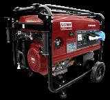 Профессиональный бензиновый генератор PSG 6500EL PROFI