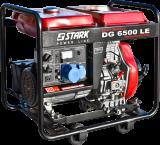 Дизельный генератор DG 6500LE