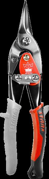 Ножницы по металлу прямой рез, 250 мм