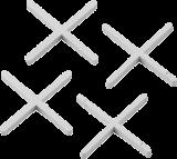 Крестик для кафельной плитки Премиум,1мм