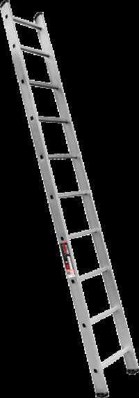 Алюминиевая односекционная приставная лестница Stark SVHR1x10