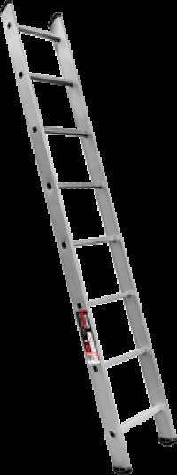 Алюминиевая односекционная приставная лестница Stark SVHR1x8