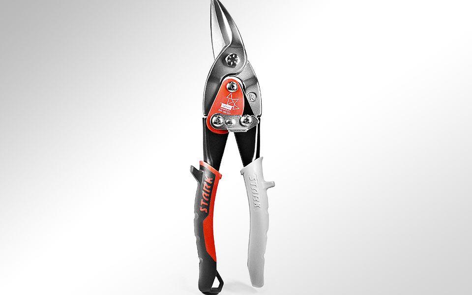 Ножницы по металлу правый рез, 250 мм
