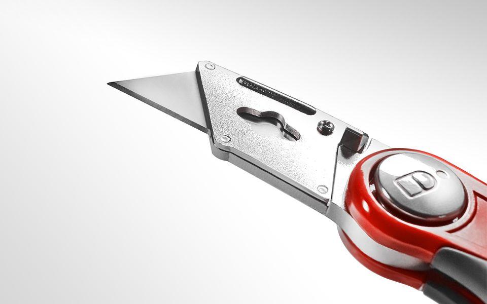 Нож трапециевидный, 168мм