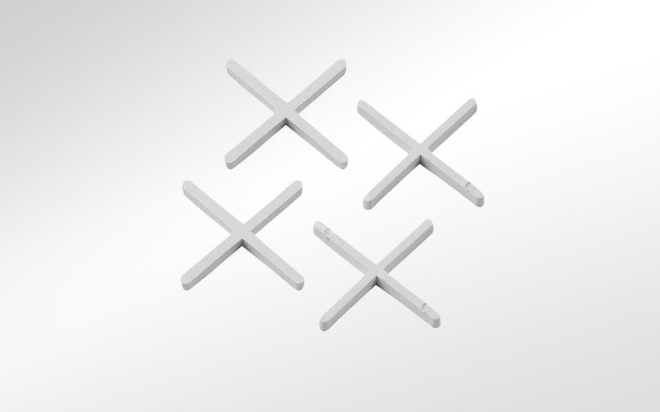 Крестик для кафельной плитки Премиум, 2мм